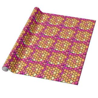Enveloppe de cadeau de mosaïque de Daylily Papier Cadeau