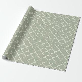 Enveloppe de cadeau marocaine en pastel de motif papier cadeau