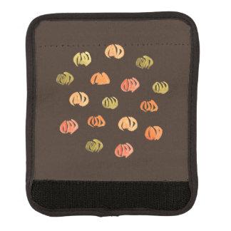 Enveloppe de poignée de bagage de citrouille protège poignée pour bagage