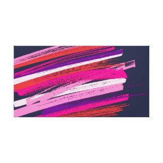 Enveloppe en pastel rustique de courses toiles