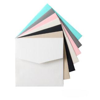 Enveloppements carrés