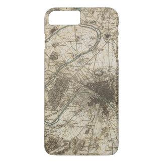 Environs de Paris Coque iPhone 8 Plus/7 Plus