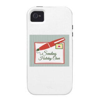 Envoi de l acclamation de vacances coques Case-Mate iPhone 4