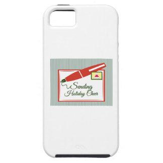 Envoi de l acclamation de vacances coque Case-Mate iPhone 5