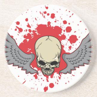 Envoler-Crâne Dessous De Verres