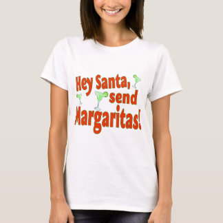 envoyez les margaritas t-shirt