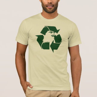 EPA réutilisent le logo de l'environnement T-shirt