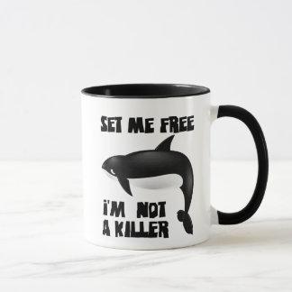 Épaulard - orque mugs