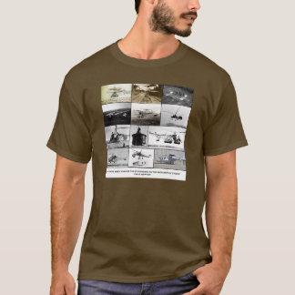 Épaules d'hélicoptère de Giants T-shirt