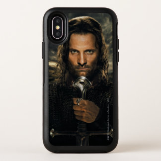 Épée d'Aragorn vers le bas