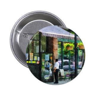 Épicerie Albany NY Badge