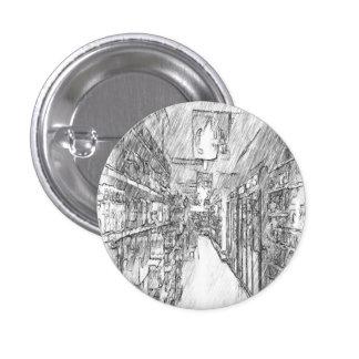 épicerie badge rond 2,50 cm