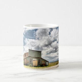 Épicerie générale abandonnée, Garo, le Colorado Mug