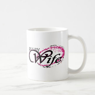 épouse de rugby mug