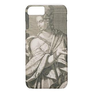 Épouse de Statilia Messalina troisième de Nero Coque iPhone 7