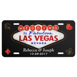 Épouser à Las Vegas fabuleux se mariant