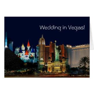 Épouser à Vegas ! Carte