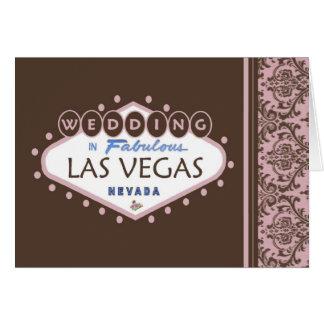 ÉPOUSER dans la carte de Las Vegas Paisley