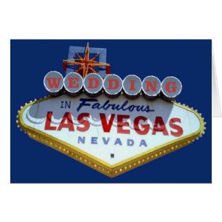 ÉPOUSER dans les cartes fabuleuses de Las Vegas