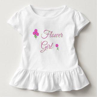 Épouser - demoiselle de honneur - la pièce en t t-shirt pour les tous petits