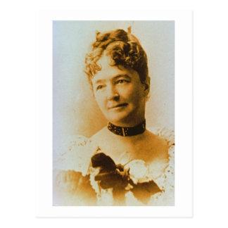 Épouses de Custer de lard d'Elizabeth 1842-1933) Carte Postale