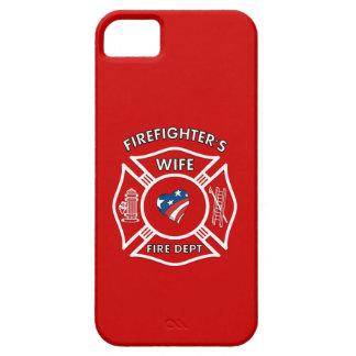 Épouses Etats-Unis de pompier Coques iPhone 5 Case-Mate