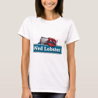Épousez le homard t-shirt