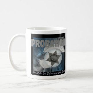 Épreuve - nous faisons à sembler de police la mug