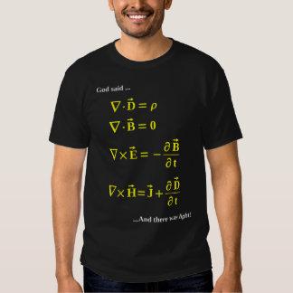 Eqns de De la meilleure qualité-Maxwell -- Laissé T-shirt