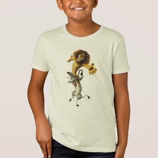 Équilibre d'Alex et de Marty T-Shirt