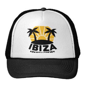 Équipage de partie d Ibiza Casquette De Camionneur