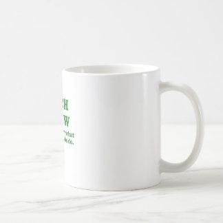 Équipage de technologie oui je sais ce que tous mug