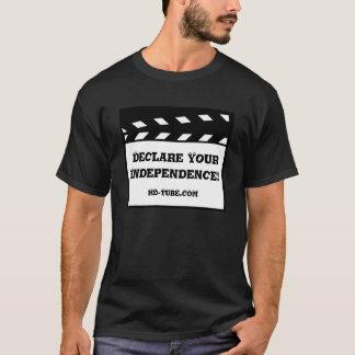 Équipage visuel indépendant - customisé t-shirt