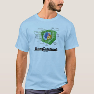 Équipe Autotroph (biologie cellulaire de plante) T-shirt