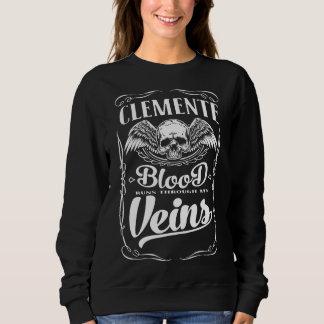 Équipe CLEMENTE - T-shirts de membre à vie