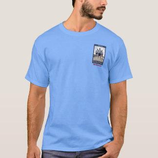 Équipe Clousteau - chemise d'homme-grenouille T-shirt