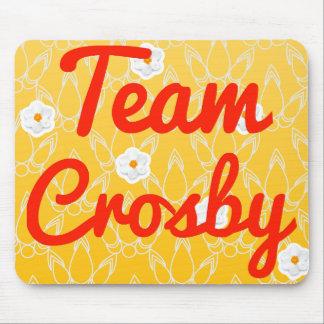 Équipe Crosby Tapis De Souris