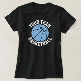 Équipe de basket de la Caroline, joueur et pièce T-shirt