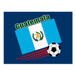 Équipe de football du Guatemala Cartes Postales