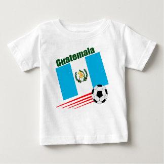 Équipe de football du Guatemala T-shirt Pour Bébé