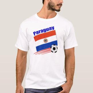 Équipe de football du Paraguay T-shirt