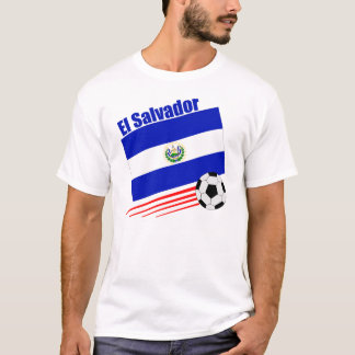 Équipe de football du Salvador T-shirt