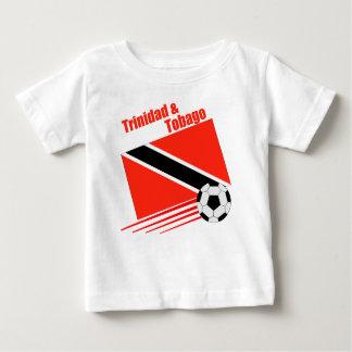 Équipe de football du Trinidad et du Tobago T-shirt Pour Bébé