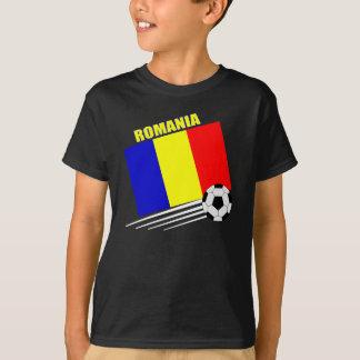 Équipe de football roumaine t-shirt