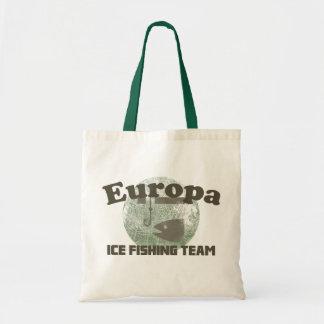 Équipe de pêche de glace d'Europa Sacs