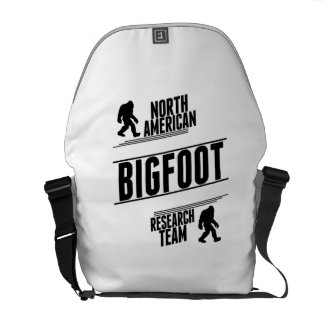 Équipe de recherche de Nord-américain Bigfoot Besaces