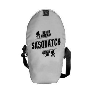 Équipe de recherche de Nord-américain Sasquatch Sacoche
