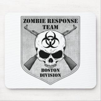 Équipe de réponse de zombi : District de Boston Tapis De Souris