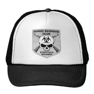 Équipe de réponse de zombi : District de Knoxville Casquette De Camionneur