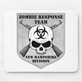 Équipe de réponse de zombi : Division du New Tapis De Souris
